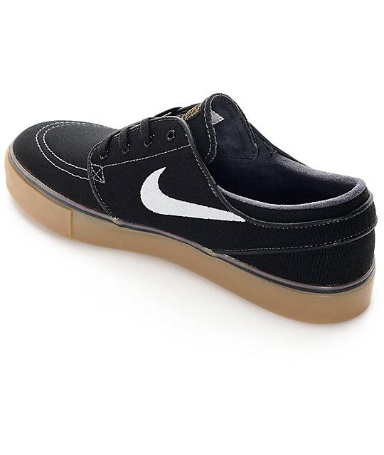 4f29232f4e3 ... Nike SB Zoom Stefan Janoski Black