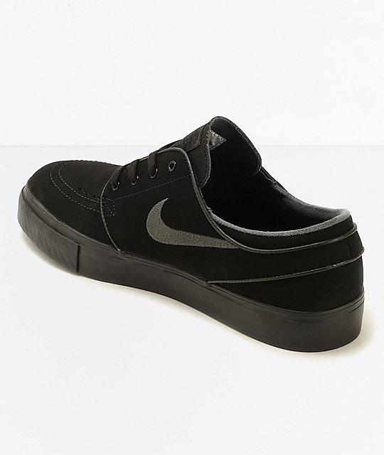 Nike SB Zoom Stefan Janoski - Black-Anthrc