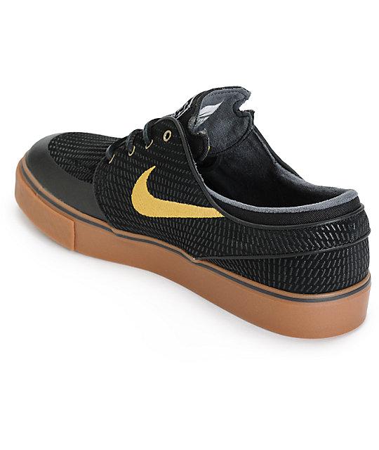 ... Nike SB Zoom Stefan Janoski PR SE Black 3dc3f38cac3e