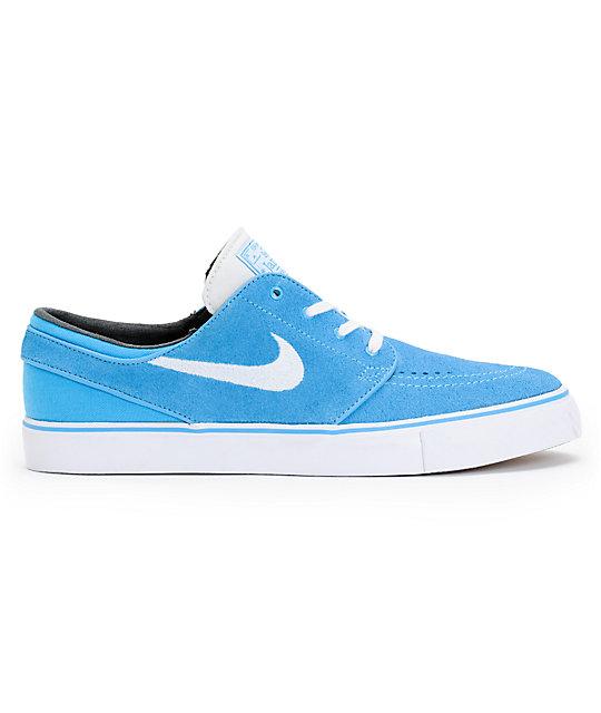 ... Nike SB Zoom Stefan Janoski Vivid Blue 0febb4aec