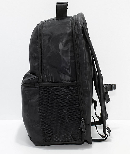 Ninth Hall Camo Rune Black Backpack
