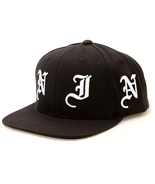 b9a985e84c8 Ninth Hall Karousell Starter Snapback Hat