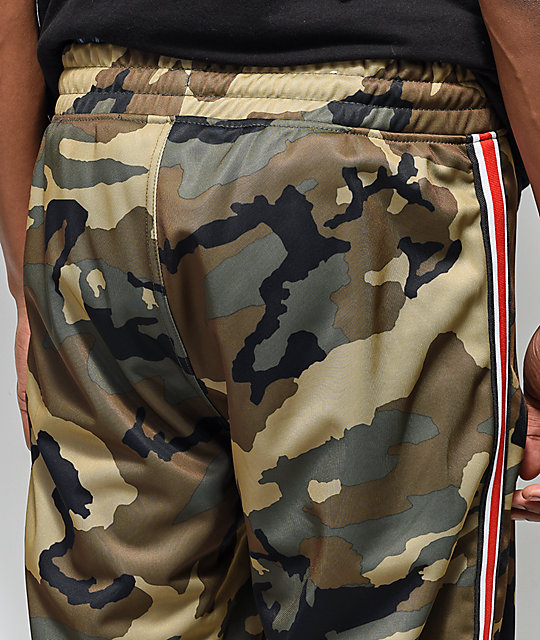 Ninth Hall Nordberg Rib Camo Track Pants