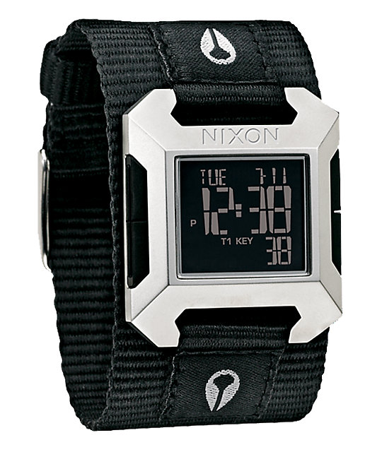Nixon Block Black Watch