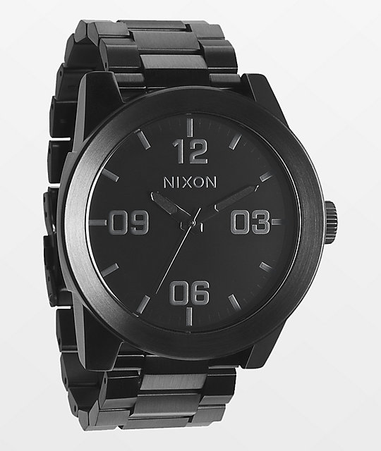 Nixon Corporal SS Black Watch