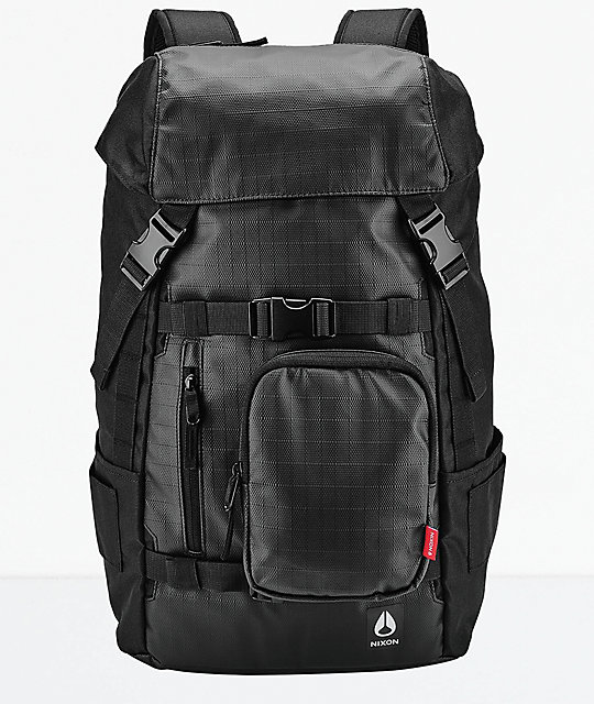 Nixon Landlock Black 30 L Backpack by Nixon Watches