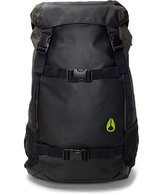 Nixon Landlock II 33L Geo Camo Backpack  210197015d15