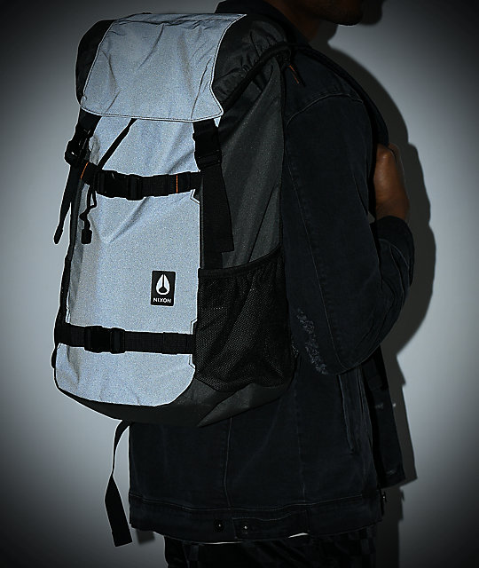 Nixon Landlock III Gunmetal Backpack