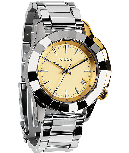 Nixon Monarch Analog Watch