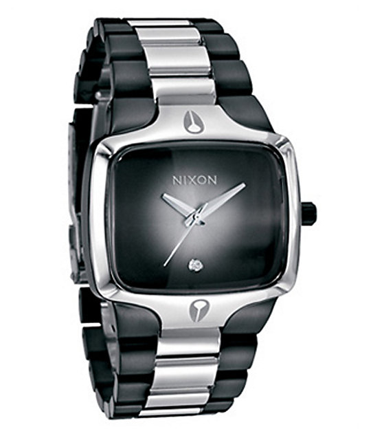 Nixon Player 2 Tone Watch