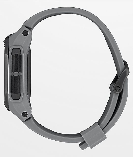 Nixon Regulus Gunmetal Watch