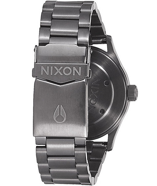 Nixon Sentry 38 SS Analog Watch
