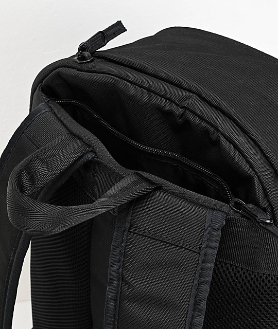Nixon Smith GT Black Backpack