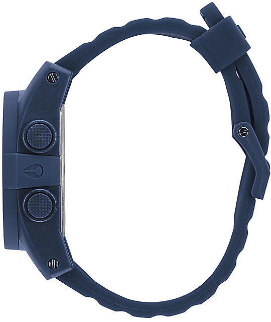 Nixon The Unit 40 Navy Digital Watch