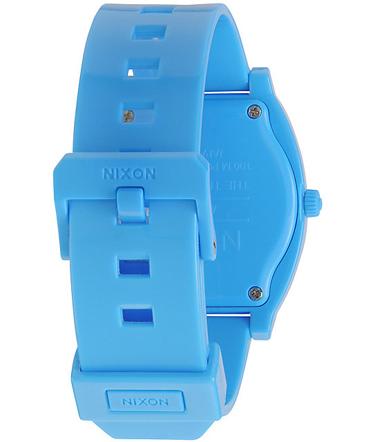 Nixon Time Teller P Bright Blue Analog Watch