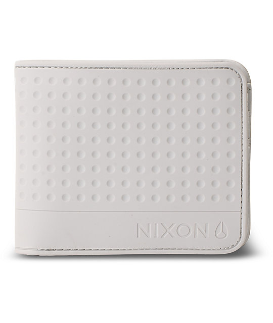 Nixon Torrent Grey Bi-Fold Wallet