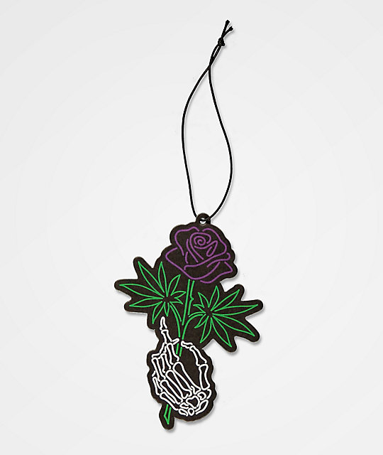 NoHours Forever Rose Air Freshener