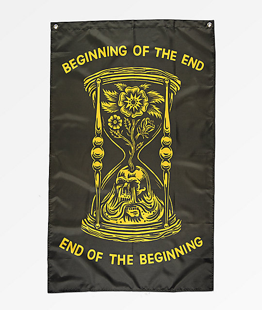 NoHours The End Banner