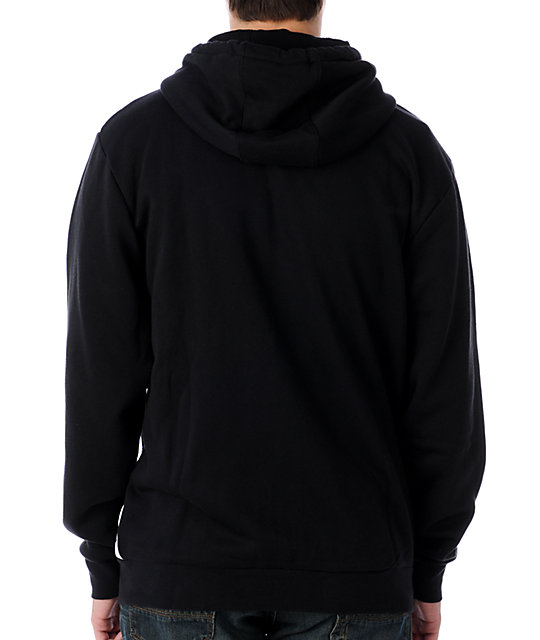 Nomis Mc Collosal Black Hoodie