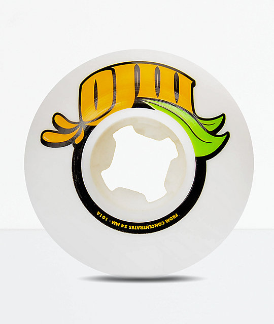 OJ III From Concentrate 54mm 101a Skateboard Wheels