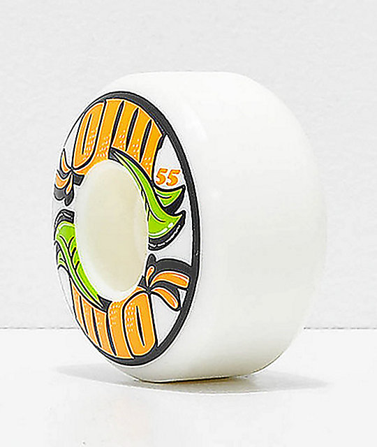 OJ III From Concentrate 55mm 101a Skateboard Wheels