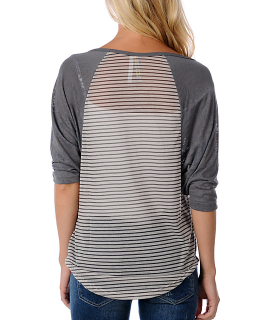 ONeill Game Day Stripe Top