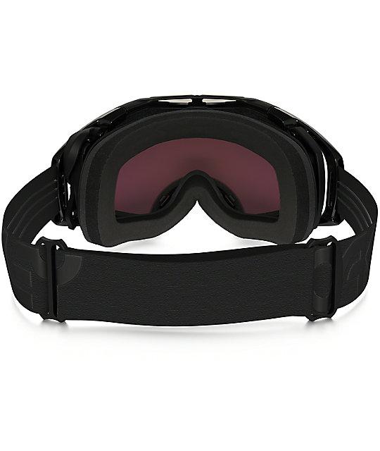 cbacd870807 ... Oakley Airbrake XL PRIZM Factory Pilot Blackout Snowboard Goggles ...