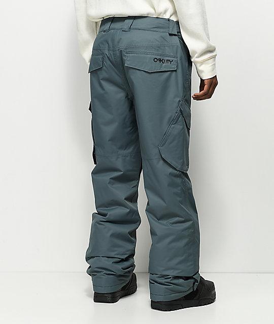 7db5cdbda9 ... Oakley Arrowhead Dark Slate BioZone 10K Snowboard Pants ...