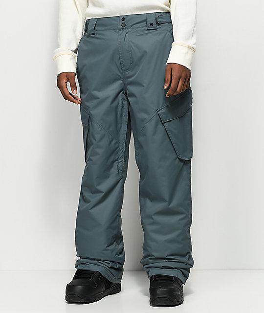 a7cc3a16773 Oakley Arrowhead Dark Slate BioZone 10K Snowboard Pants