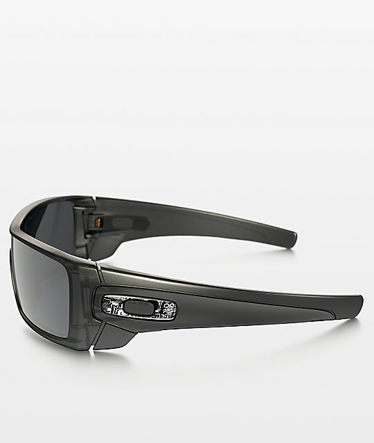 Oakley Batwolf Black Iridium Ink Sunglasses