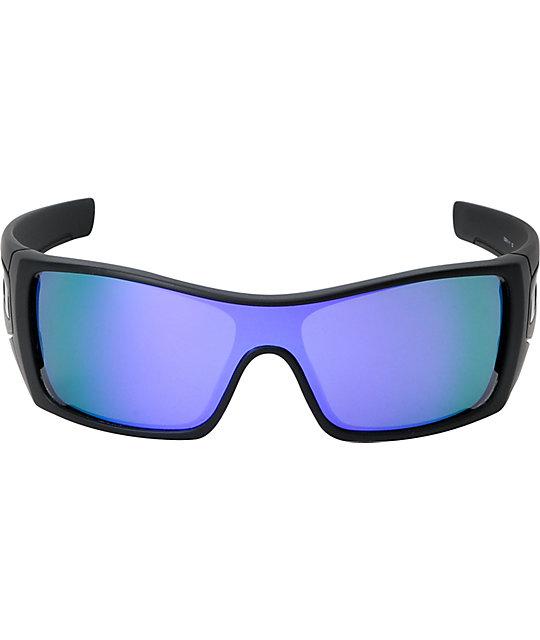 f374e67cd3 Zumiez en gafas de violeta Batwolf sol y negro mate iridio Oakley 4wxP1Sn