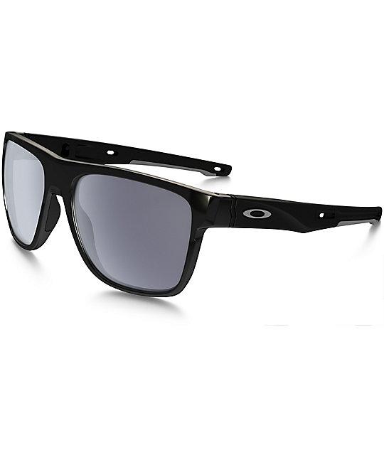 21e2f44c57 Oakley Crossrange XL gafas de sol en negro y gris | Zumiez