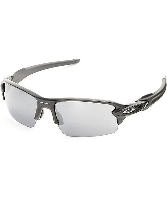 a3f9bdb73a2 Oakley Flak 2.0 Matte Black   Black Iridium Sunglasses
