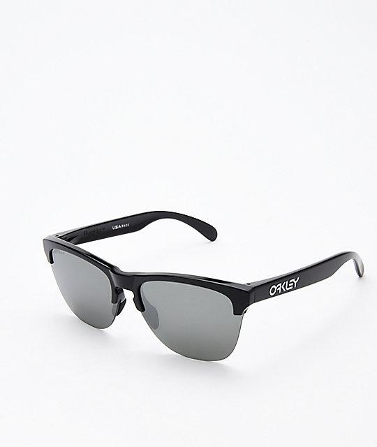 e4d00350c Oakley Frogskins Lite Prizm gafas de sol negras | Zumiez