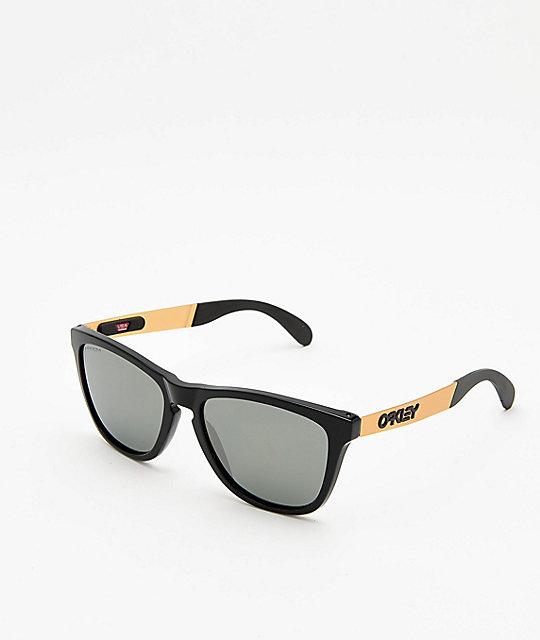Oakley Frogskins Mix Prizm Black Sunglasses