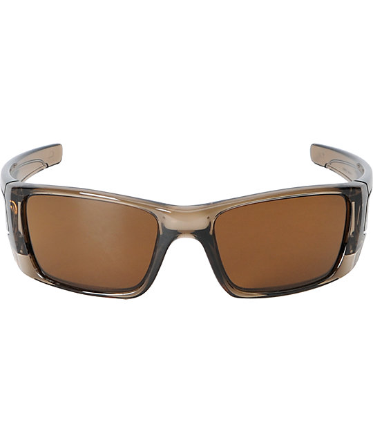 Oakley Fuel Cell Brown Smoke & Dark Bronze Sunglasses