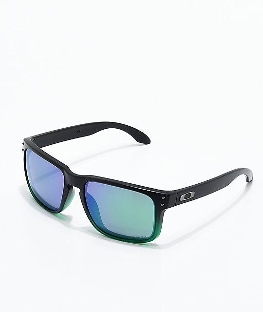a851115836da5 Oakley Holbrook Jade Fade   PRIZM Jade Sunglasses
