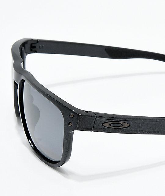 162f883eab Oakley Holbrook R Scenic Grey   PRIZM Black Polarized Sunglasses ...