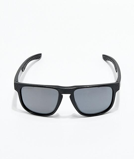 c027c70486 ... Oakley Holbrook R Scenic Grey   PRIZM Black Polarized Sunglasses ...