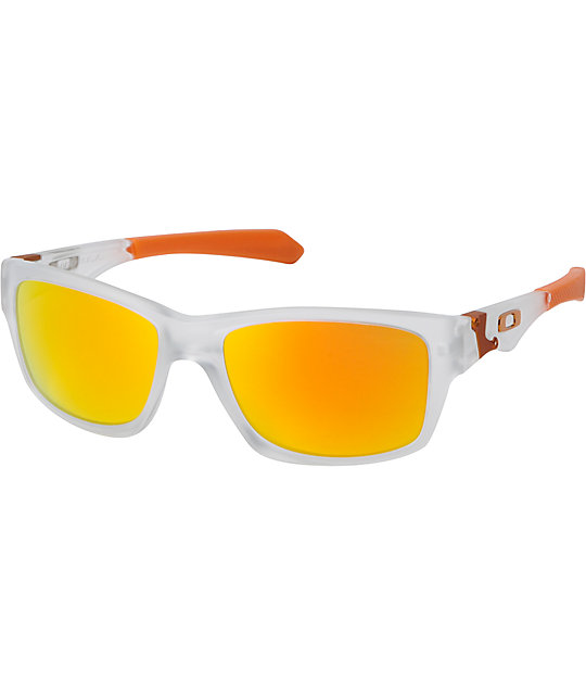 73370aa625 Oakley Jupiter Squared Clear Polarized Sunglasses