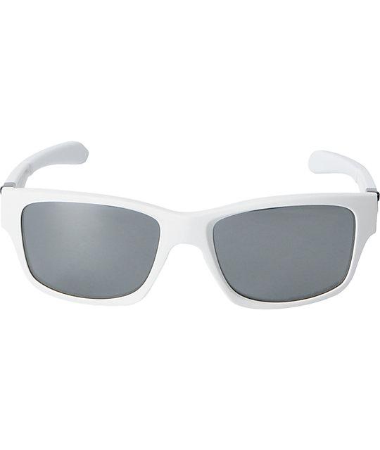 097ed564f79 Oakley Jupiter White Polarized Sunglasses