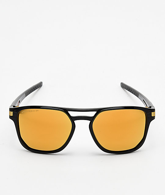 6a14bb89f4 ... Oakley Latch Beta 24k Black Prizm Polarized Sunglasses