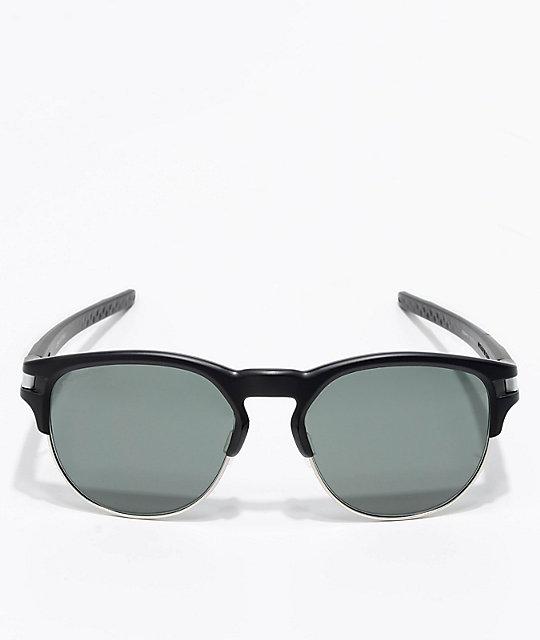 933acc496157e ... Oakley Latch Key L Black Prizm   Grey Sunglasses