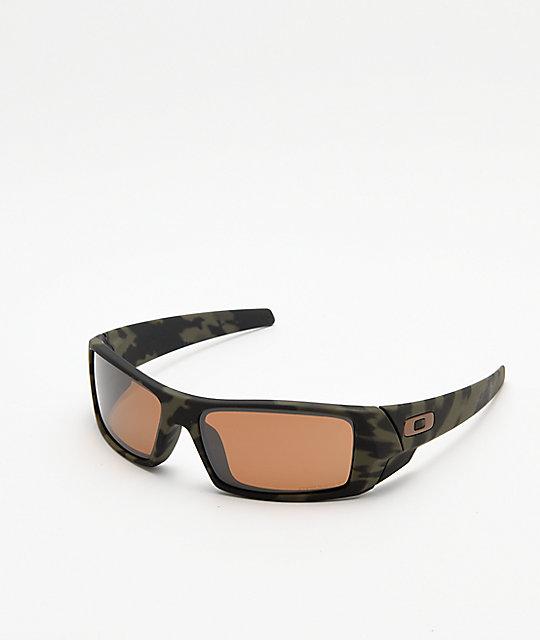 21c2b05c5ee Oakley Matte Camo Prizm Tungsten Polarized Sunglasses