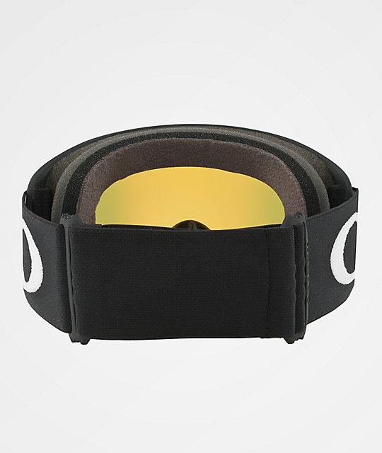 89f88140db1 ... Oakley O Frame 2.0 XL Matte Black   Fire Iridium Snowboard Goggles ...