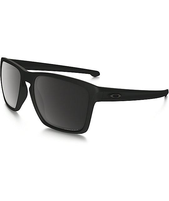 11e931127d Oakley Sliver XL PRIZM Matte Black Polarized Sunglasses