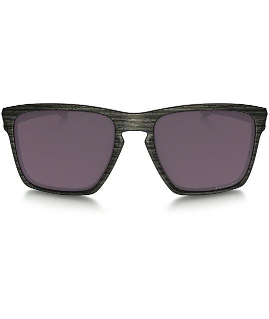 45e30a7123eeb ... Oakley Sliver XL PRIZM Wood Grain Polarized Sunglasses