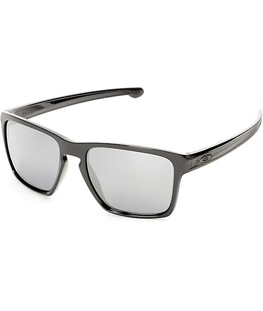 Sliver Y De Gafas Oakley Xl Sol Negro IridioZumiez Pulido ZkXPiTOu