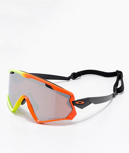 Harmony Fade Wind 2 Prizm Oakley Jacket Iridium Gafas 0 Snow Black GSMVpqUz