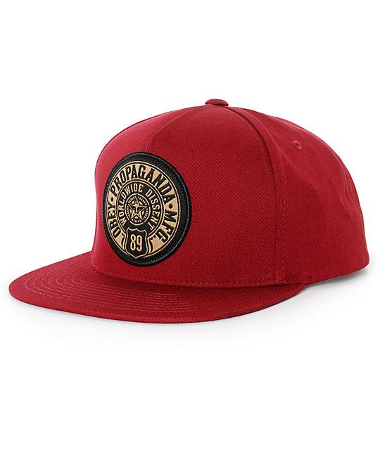 20a1fcf420f42 Obey 89 Snapback Hat